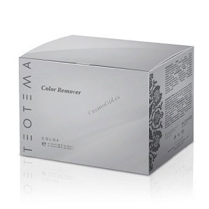 Teotema Lightening hair color remover (Средство для декапажа), 4x 50 мл + 50 мл - купить, цена со скидкой