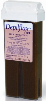 Depilflах100 Воск в картриджах Шоколадный  - купить, цена со скидкой