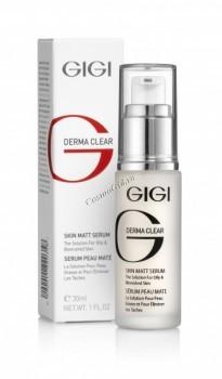 GIGI Dc serum skin matt (Сыворотка матирующая), 30 мл - купить, цена со скидкой