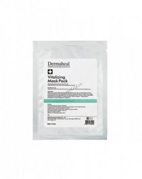 Dermaheal Vitalizing mask pack (Маска оживляющая для лица на тканевой основе), 22 мг. - купить, цена со скидкой