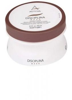 Kemon Disciplina Mask Восстанавливающая маска для непослушных кудрявых волос и после химической завивки 200 мл. - купить, цена со скидкой
