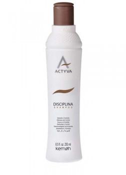 Kemon Disciplina Shampoo Восстанавливающий шампунь для непослушных кудрявых и химически завитых волос 250 мл. - купить, цена со скидкой