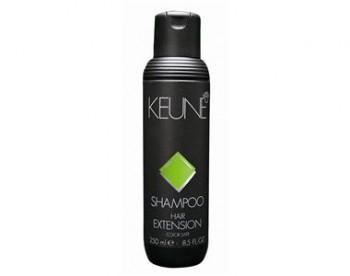 Keune hair extensions shampoo (Шампунь для нарощенных волос), 250мл - купить, цена со скидкой