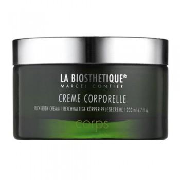 La biosthetique skin care natural cosmetic creme corporelle (Насыщенный питательный крем для тела), 200 мл - купить, цена со скидкой