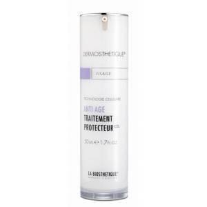 La biosthetique skin care dermosthetique anti age treatment protection xream (Клеточно-активный дневной крем), 50 мл  - купить, цена со скидкой
