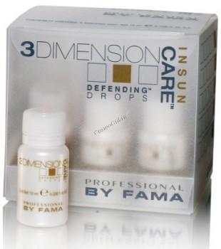 By Fama Insun defending drops (Солнцезащитные капли) 9 шт. по 10 мл. - купить, цена со скидкой