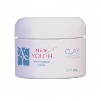 New Youth Clay masque (Грязевая маска), 59 мл - купить, цена со скидкой
