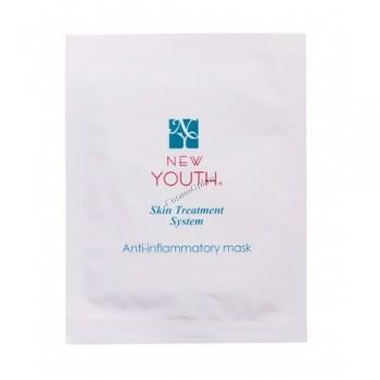 New Youth Anti-inflammatory mask (Маска успокаивающая, регенерирующая), 5 шт - купить, цена со скидкой
