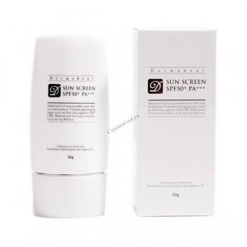 Dermaheal Sun screen SPF50+ PA++ (Солнцезащитный крем), 50 мл. - купить, цена со скидкой