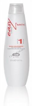 Lisap Easy Build to 1 Chelating shampoo (База 1 - хелатный шампунь), 250 мл - купить, цена со скидкой