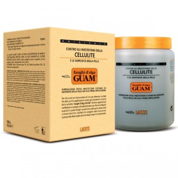 GUAM Маска антицеллюлитная FANGHI D`ALGA - купить, цена со скидкой