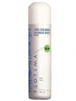 Teotema Laca Ecologica Finishing Spray (Эко лак для волос), 350 мл - купить, цена со скидкой
