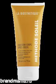 La biosthetique skin care methode securite soleil emulsion corps apres-soleil (Успокаивающая эмульсия для тела после инсоляции), 200 мл - купить, цена со скидкой