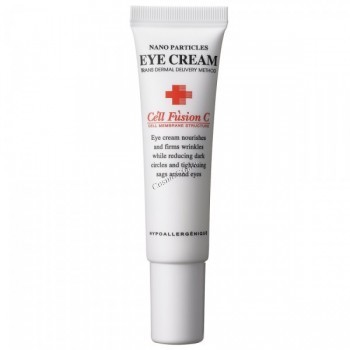 Cell Fusion C Nano particles eye cms cream (Наноэмульсия от отеков и темных кругов под глазами), 20 мл - купить, цена со скидкой