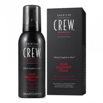 American crew Anti-hair loss foam (Мусс против выпадения), 150 мл. - купить, цена со скидкой