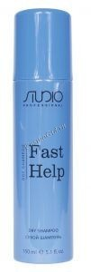 Kapous  Сухой шампунь для волос «Fast help», 150мл. - купить, цена со скидкой