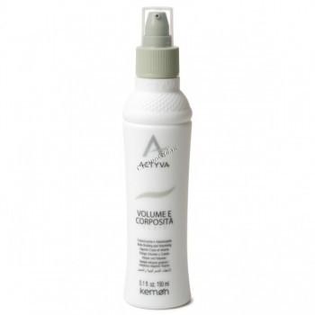 Kemon Actyva volume e corposita fluid (Флюид для придания мгновенного утолщения волосам с антистатическим эффектом), 150 мл - купить, цена со скидкой