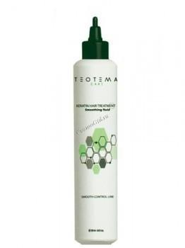 Teotema Smoothing fluid with keratin (Разглаживающий Флюид с кератином), 250 мл - купить, цена со скидкой