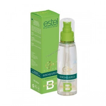 Estel professional Curex brilliance (Флюид-блеск для волос с термозащитой), 100 мл. - купить, цена со скидкой