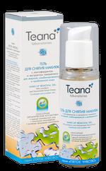 """Teana """"G2"""" Гель с лактоферрином для снятия макияжа, 125 мл - купить, цена со скидкой"""