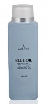 Ann Lotan Голубое масло после депиляции 200мл - купить, цена со скидкой