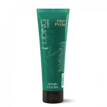 Kemon Liding care hair pride scalp (Тонизирующее средство для чувствительной кожи головы и волос, склонных к выпадению), 150 мл - купить, цена со скидкой