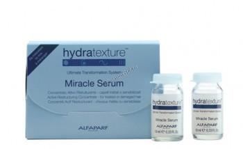 Alfaparf Miracle serum (Сыворотка для защиты волос перед химическим воздействием), 6 шт по 10 мл - купить, цена со скидкой