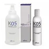 Kaaral  К05 Серебристый шампунь с антижелтым эффектом 1000 мл - купить, цена со скидкой