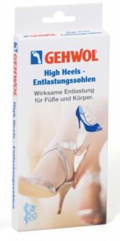 Gehwol high heels (Вкладыш для обуви на высоком каблуке, размер XS, S), 2 шт. - купить, цена со скидкой