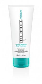 Paul Mitchell Instant moisture daily treatment (Мгновенно увлажняющий уход для ежедневного использования) - купить, цена со скидкой