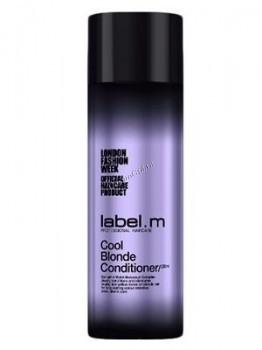 Label.m Cool Blond Conditioner (Кондиционер холодный блонд) - купить, цена со скидкой