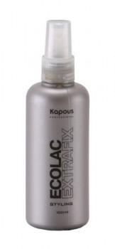 """KAPOUS Лак для волос """"Ecolac Extrafix"""" 100 мл - купить, цена со скидкой"""