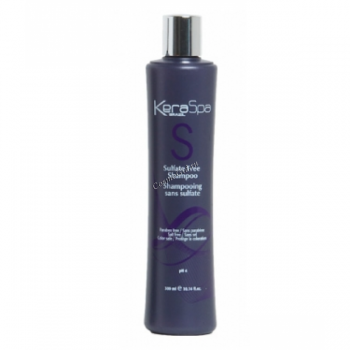 KeraSpa Kera sulfate free shampoo (Шампунь S без сульфатов) - купить, цена со скидкой