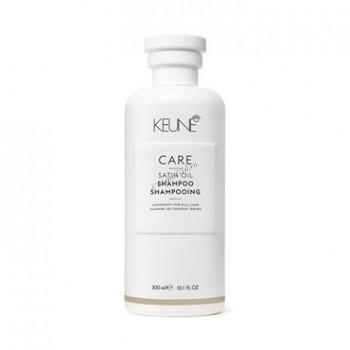 Keune Care Satin shampoo (Шампунь «Шелковый уход») - купить, цена со скидкой