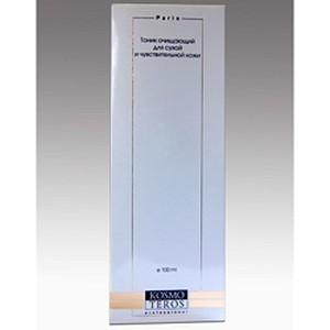 KOSMOTEROS Тоник очищающий для сухой и чувствительной кожи 100 мл. - купить, цена со скидкой