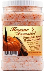 Keyano Pumpkin Spice Butter Cream (Крем «Пряная тыква»), 1.9 л. - купить, цена со скидкой