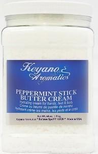 Keyano Peppermint Stick Butter Cream (Крем «Мята»), 1.9л. - купить, цена со скидкой