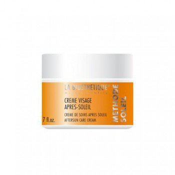 La biosthetique skin care methode securite soleil creme visage apres-soleil (Успокаивающий крем для поврежденной солнцем кожи лица), 50 мл - купить, цена со скидкой