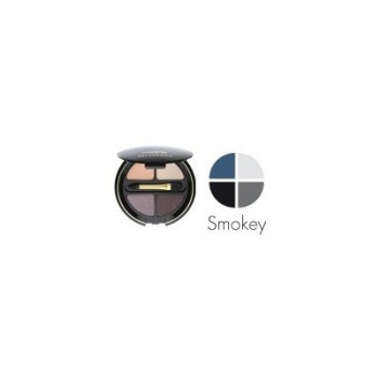 LA BIOSTHETIQUE MAKE-UP BEAUTY EYES SMOKY COLLECTION Компактные тени для век четрехцветные 4*1.5г - купить, цена со скидкой