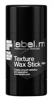 Label.men Complete Texture Wax Stick (Текстурирующий воск), 40 мл - купить, цена со скидкой