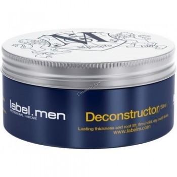 Label.men Deconstructor (Паста разделитель), 50 мл  - купить, цена со скидкой