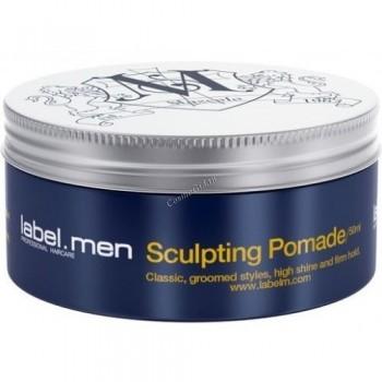Label.men Sculpting pomade (Моделирующая помада), 50 мл - купить, цена со скидкой