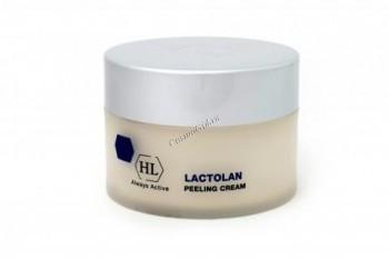 Holy Land Lactolan peeling cream (Пилинг-крем), 250 мл. - купить, цена со скидкой