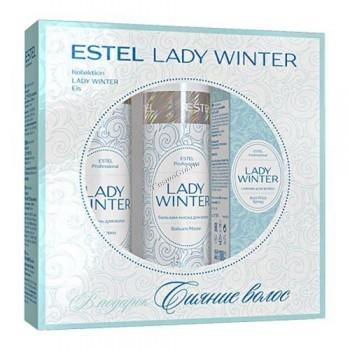 """Estel Professional Коллекция Lady winter """"Горячий лёд"""", 3 препарата.  - купить, цена со скидкой"""