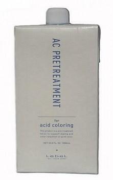 Lebel AC Pretreatment (Увлажняющий лосьон для волос), 1000 мл. - купить, цена со скидкой
