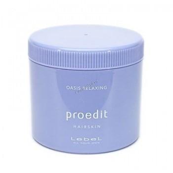 Lebel Proedit hair skin oasis relaxing (Увлажняющий крем для волос и кожи головы), 360 гр. - купить, цена со скидкой