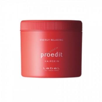 Lebel Proedit hair skin energy relaxing (Энергетический крем для волос и кожи головы), 360 гр. - купить, цена со скидкой