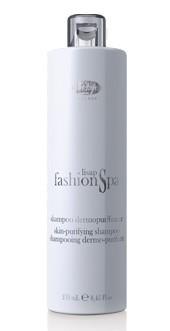 Lisap Spa Dermo Purifying shampoo (Очищающий шампунь с розмарином) - купить, цена со скидкой