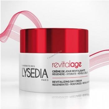 Lysedia Revitalage crème de jour revitalisante (Ревитализирующий дневной крем «Ревиталаж»), 50 мл. - купить, цена со скидкой