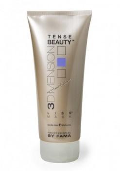 By Fama Tense beauty liss mask (Разглаживающая маска для вьющихся волос) - купить, цена со скидкой